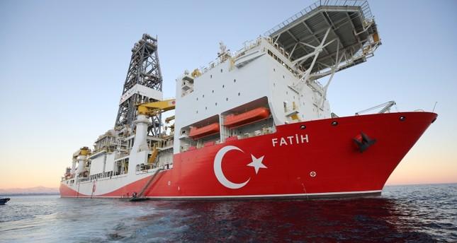 تركيا: قرار قبرص الرومية بشأن العاملين في سفينة فاتح تجاوز للحدود