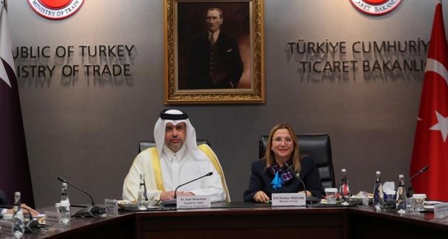 تركيا وقطر توقّعان اتفاقية شراكة تجارية واقتصادية شاملة