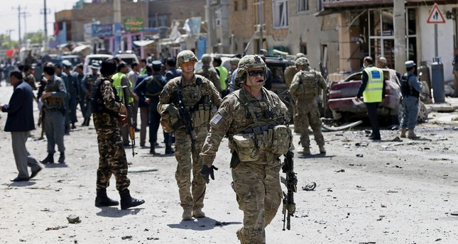 US soldiers in Afghanistan (Reuters File Photo)