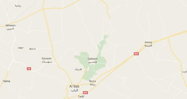 الجيش التركي يدمر 12 موقعا لتنظيم داعش الإرهابي بمدينة الباب شمالي سوريا