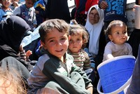Over 42,000 displaced Syrians return to Syria's Jarablous from Turkey