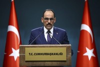 Turkey a key actor in Berlin process for Libya peace, Presidential Spokesperson Kalın says