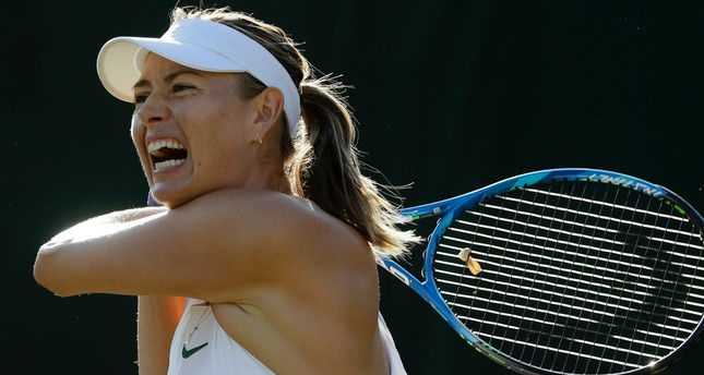 Sharapova vows to learn from mistakes after shock Wimbledon loss