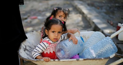 Countrywide fundraising campaign to support civilians in war-torn Yemen