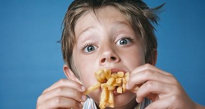 Mediterranean diet 'gone' as Europe's child obesity up