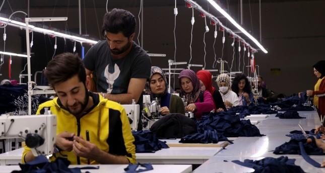 تراجع البطالة في تركيا بنسبة 0.6 بالمئة خلال مارس الماضي