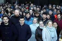 Google employees across the world walk out in protest of sexual misconduct