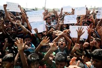 Rohingya refugees pray for justice over ICJ's ruling