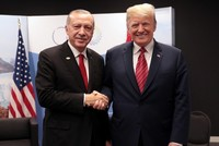 President Erdoğan meets with Trump and Putin at G20 summit in Argentina