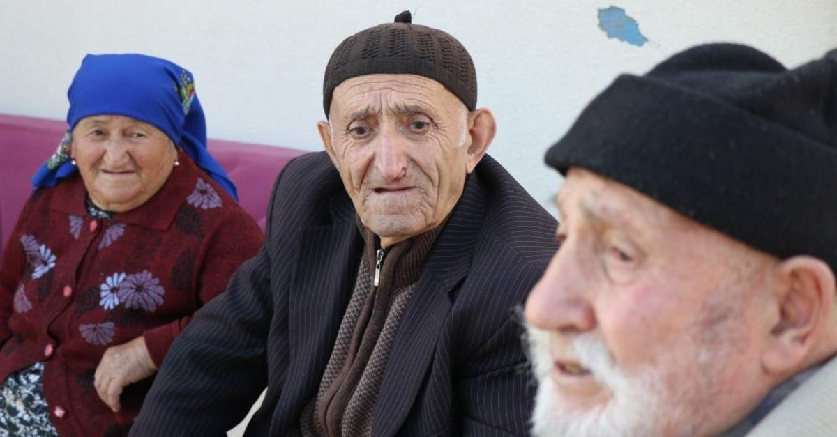 Elderly Ah?ska Turks living in the northern province of Erzincan recount the day they were exiled and its aftermath. (?HA Photo)