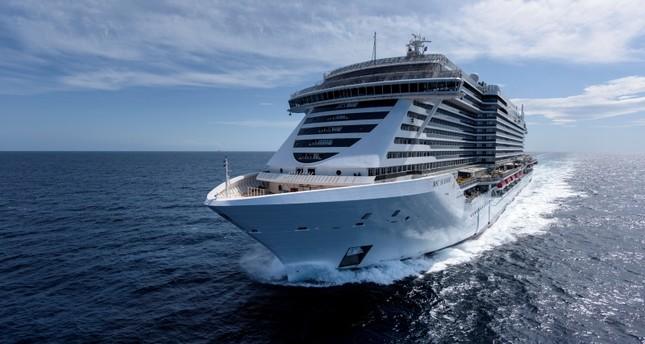 Порты Турции включены в маршруты круизных судов
