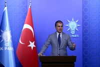 Turkey's presence in Eastern Mediterranean in line with international law, spox says