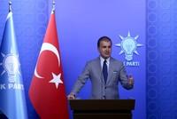 Turkey's presence in Eastern Mediterranean in line with international law, spox says