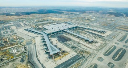 National Geographic plans doc on THY's move to new Istanbul airport