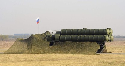 'India made down payment on Russian S-400s'