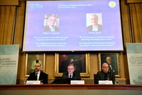 Wirtschafts-Nobelpreis für zwei US-Forscher