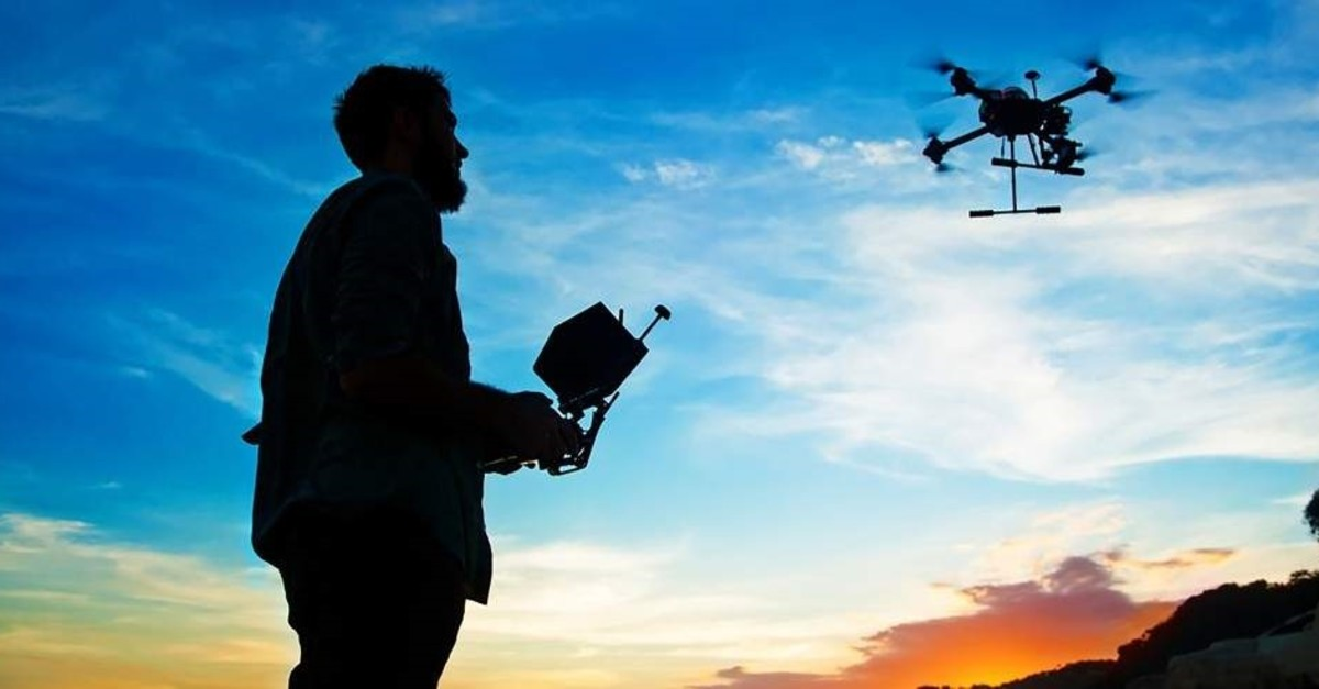 The drone festival will bring professional pilots and tech enthusiasts together in Istanbul. (FILE PHOTO)