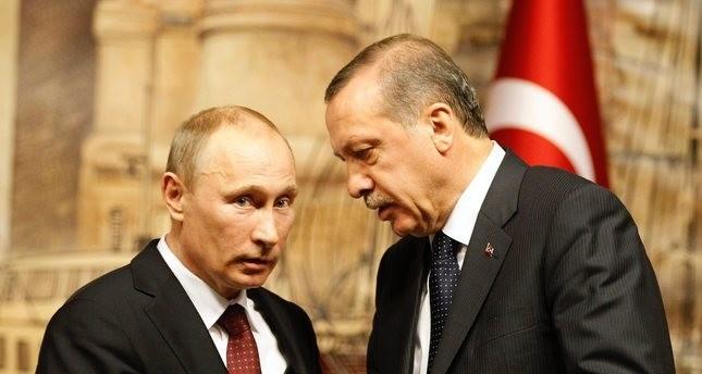 Erdoğan gratuliert Putin nach Wahlen in Russland