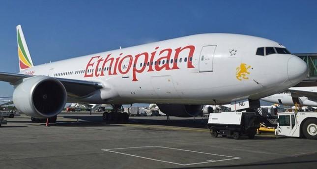 سقوط طائرة اثيوبية ومقتل جميع ركابها الـ157