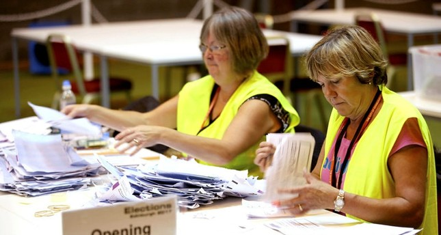 Conservatives ahead but set to lose majority in UK election: exit poll
