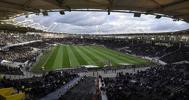 This file photo taken on January 16, 2016 shows a general view of the Municipal stadium taken ahead of the French L1 football match Toulouse vs Paris Saint-Germain in Toulouse. (AFP Photo)