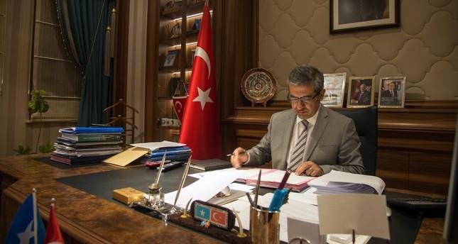 Turkish envoy to Somalia Olgan Bekar: Still so much work to be done in Somalia