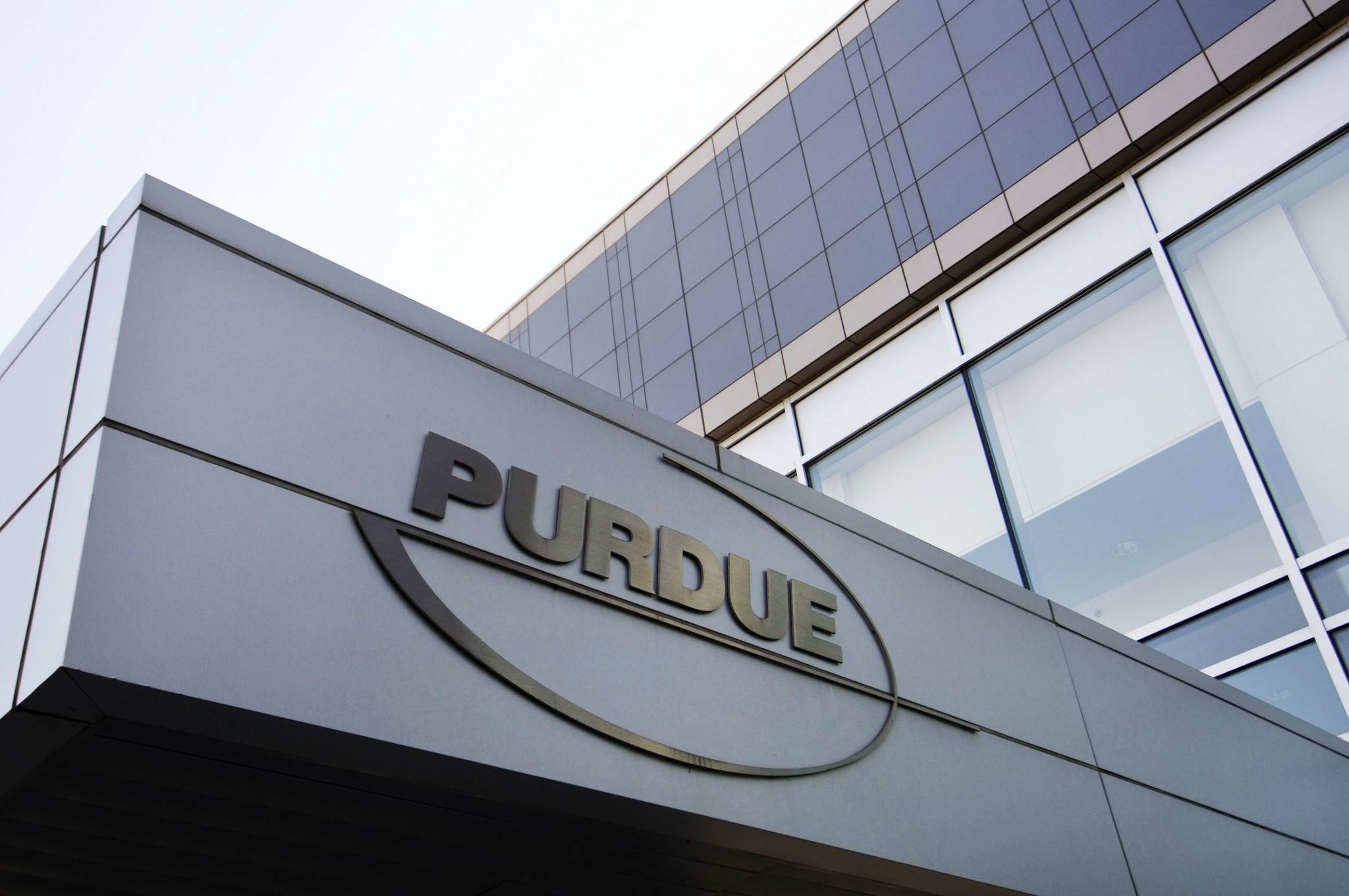 Purdue Pharmau2019s offices in Stamford, Conn.