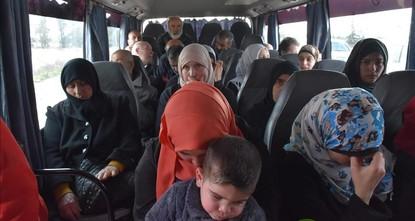 Syrian regime, opposition swap detainees in Al-Bab