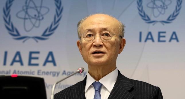 وفاة يوكيا أمانو مدير عام الوكالة الدولية للطاقة الذرية