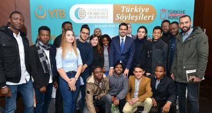 المنح الدراسية التركية تستقطب اهتماماً متزايداً من الطلاب الأجانب