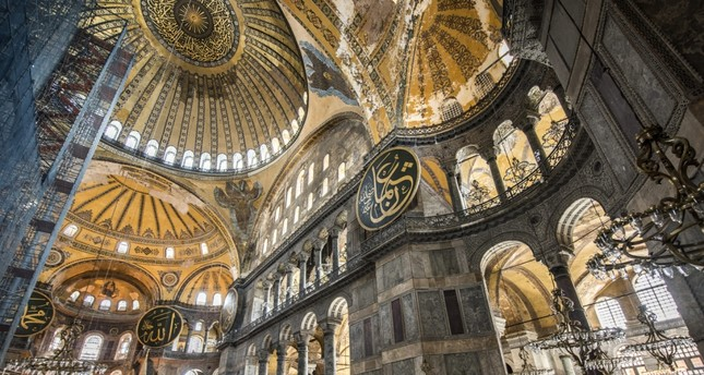Court declares Hagia Sophia a 'monument museum'