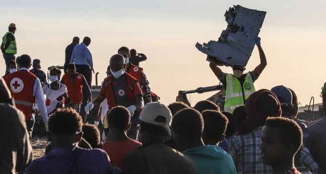 الخطوط الإثيوبية توقف استخدام طائرات بوينغ 737 ماكس 8 بعد كارثة الأحد