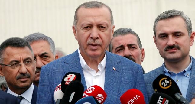 أردوغان: لن نتراجع عن صفقة منظومة إس-400 الروسية