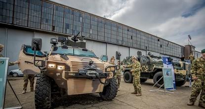 Hungary 1st EU country to buy Turkish combat vehicles