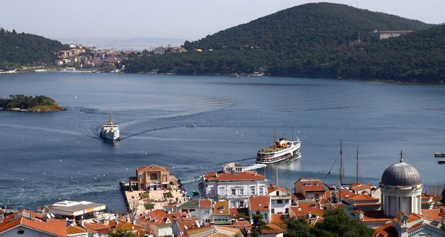 This weekend, Büyükada will host a cleanup event organized by Tidy Turkey.