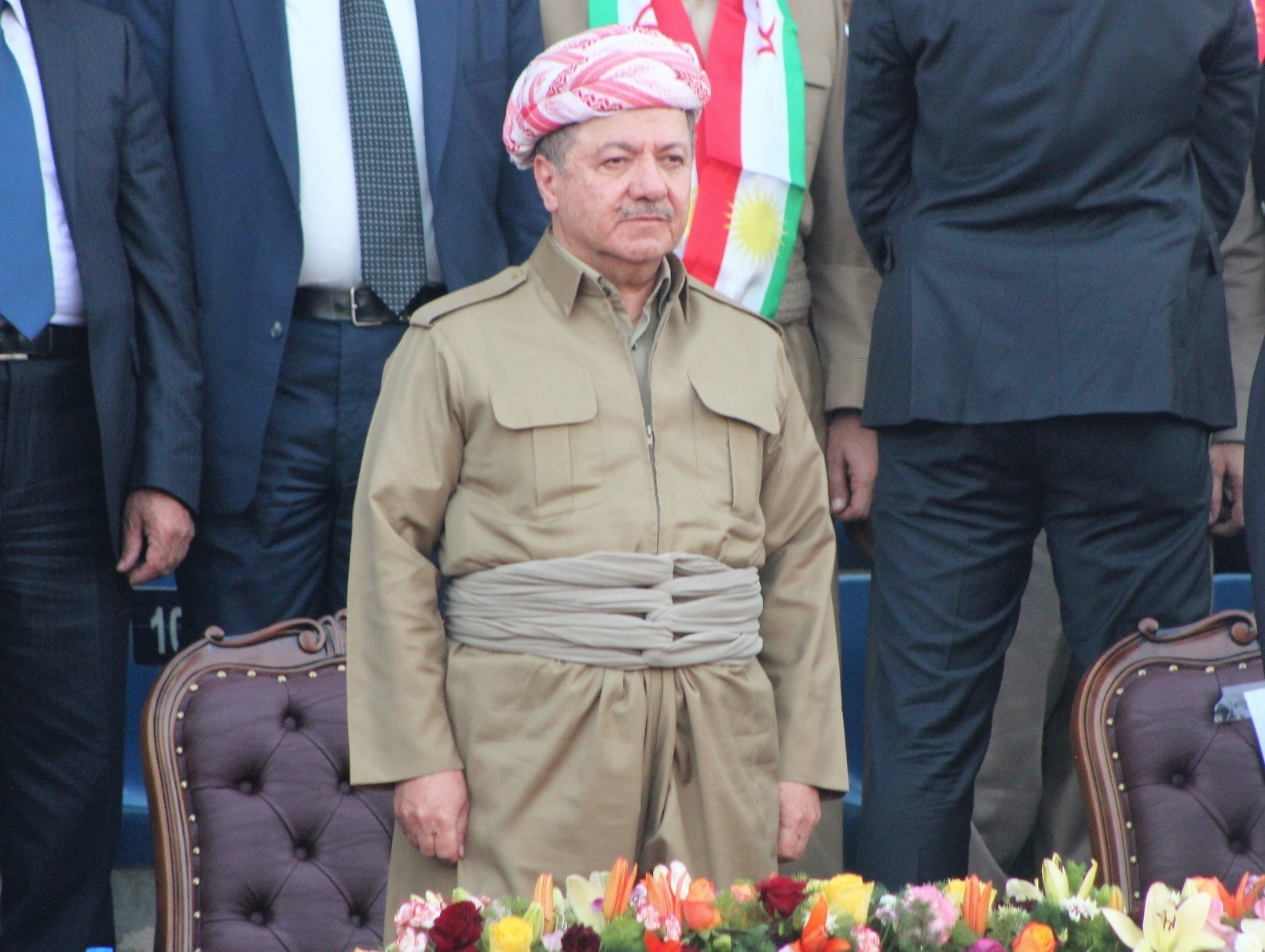 Despite calls from Turkey, the U.S., Iraq, Iran, and the U.K. to postpone the independence vote on Sept. 25, KRG leader Barzani says there is no turning back from the referendum