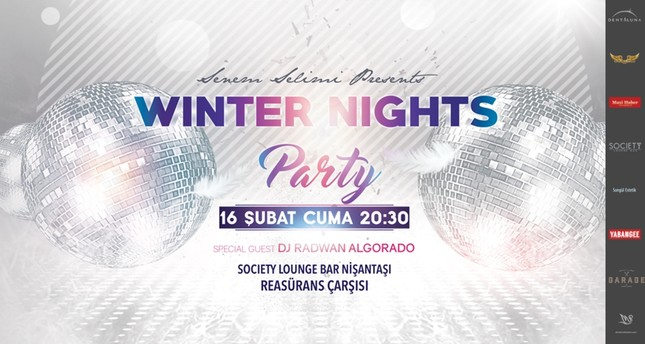 Winter party heats up this Friday night