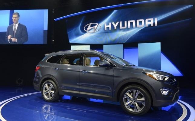 Hyundai Santa Fe (Reuters File Photo)