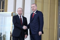 Erdoğan says offered Putin to jointly produce S-500 missile defense systems
