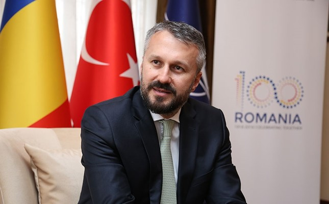 Photo: Sabah/Emrah Çevik