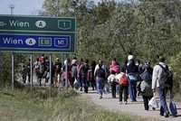 Austria's Interior Ministry says that 427 migrants have taken advantage of a 1,000-euro ($1,160) premium if they go back to their homeland since the initiative was put into place, but the overall...