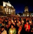 Berlin: Christen feiern den Kirchentag