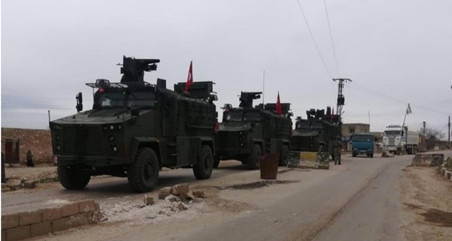 Turkey will continue ops along borders until threats eliminated, VP says