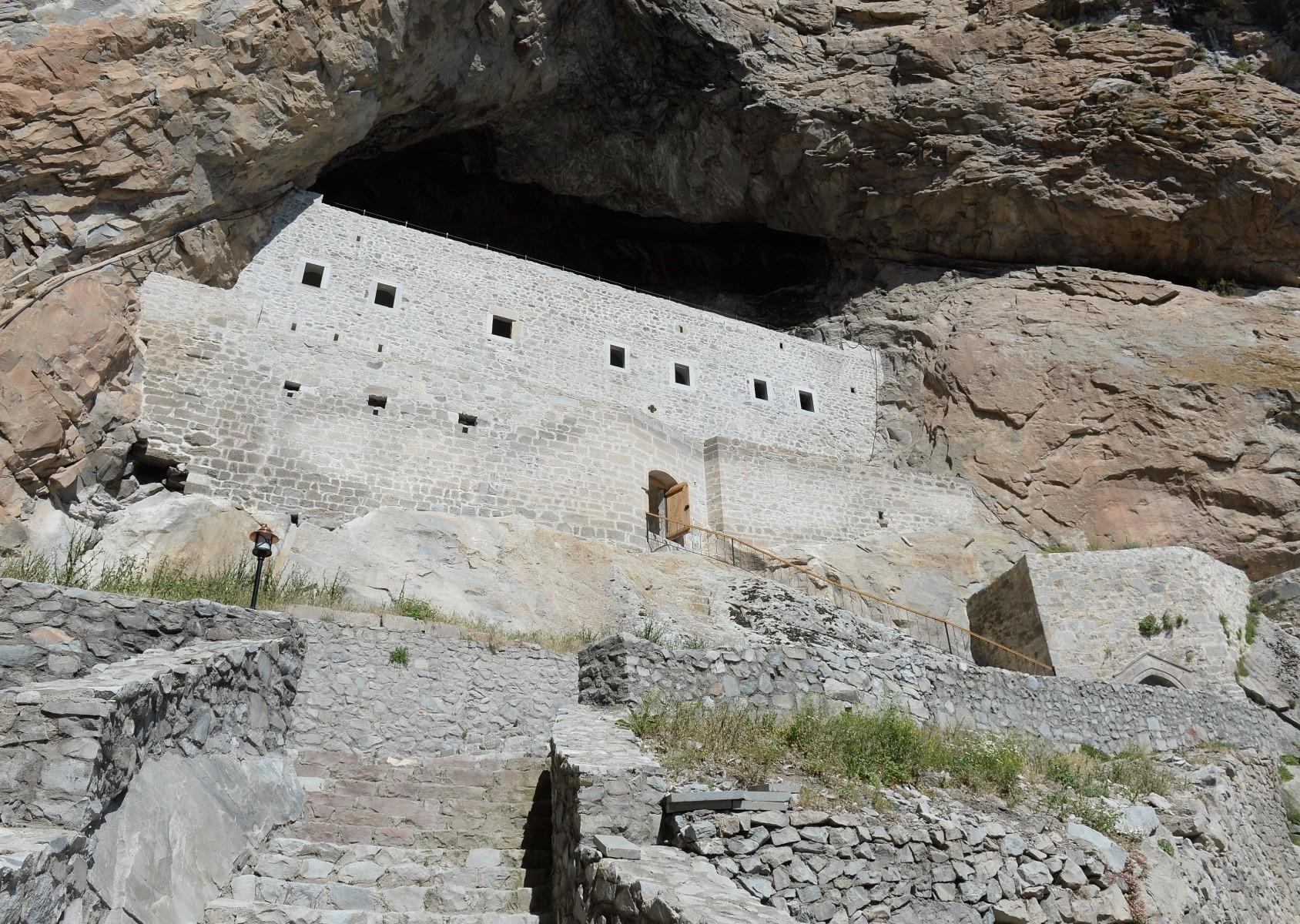 Virgin Mary Monastery, Giresun.