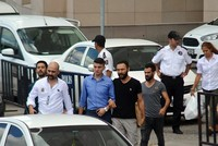 Police detain 136 suspected Gülenists in Istanbul courthouses