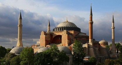 'Hagia Sophia might be reverted to a mosque'