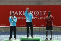 Turkey came in second place at the end of the 4th Islamic Solidarity Games in the Azerbaijani capital, Baku, on Monday with 71 gold, 67 silver and 57 bronze medals, totaling 195 medals in the...