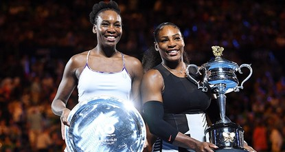 pA jubilant Serena Williams said it was awesome to finally clinch a record 23rd Grand Slam title after beating her sister Venus in the Australian Open final, a result which also took her back to...