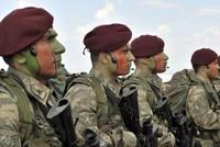 Turkey's elite troops 'Maroon Berets' infiltrate PKK camp in Iraq's Metina, 57 terrorists killed