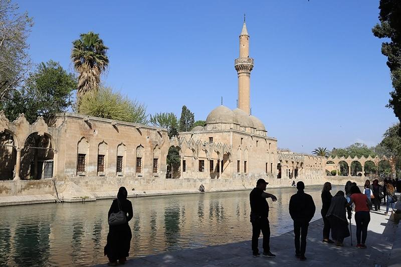 Balu0131klu0131gu00f6l in u015eanlu0131urfa, Turkey (AA Photo)